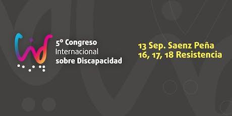 CID Chaco 2019 entradas