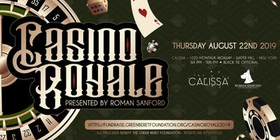2nd Annual Casino Royale Black Ops Edition
