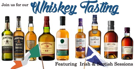 Celtic Classic Whiskey & Scotch Classes tickets