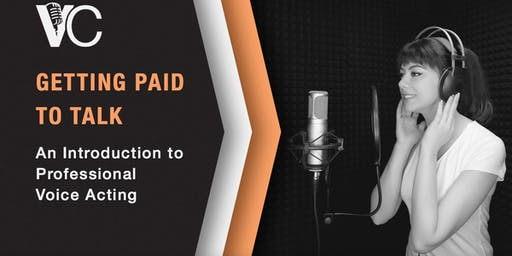 Warwick - Getting Paid to Talk, An Intro to Professional Voice Overs