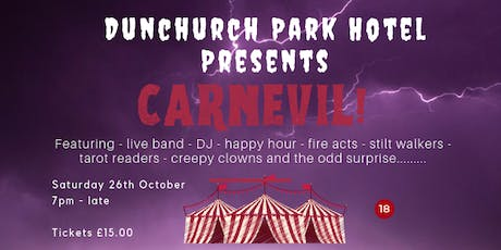Halloween CarnEvil Party Night tickets