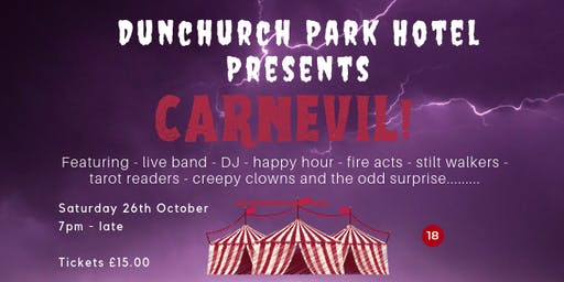 Halloween CarnEvil Party Night