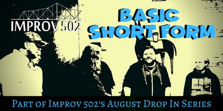 Basic Short Form (Drop-in Class) tickets