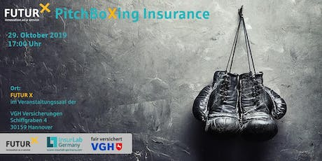 FUTUR X PitchBoXing Insurance tickets