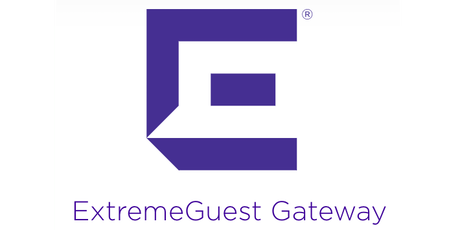 ExtremeGuest Gateway (XGG) Fundamentals - Virginia tickets