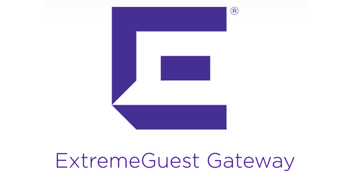 ExtremeGuest Gateway (XGG) Fundamentals - Virginia