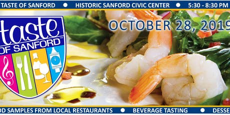Taste of Sanford tickets