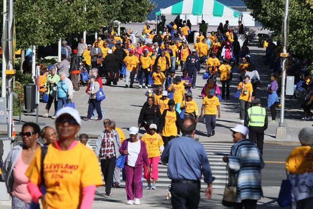 2019 Cleveland Senior Walk