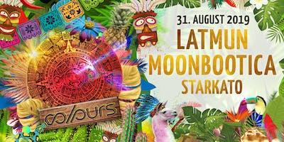 Colours - Season Opening w/ Latmun & Moonbootica