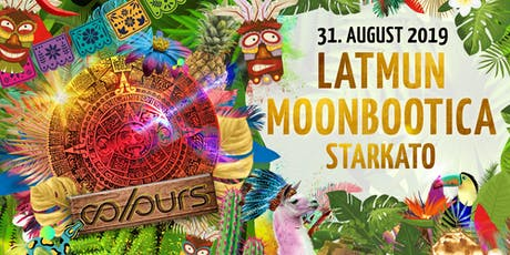 Colours - Season Opening w/ Latmun & Moonbootica Tickets