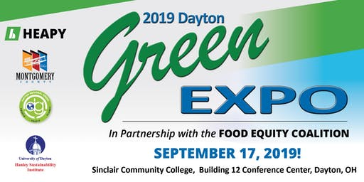 Dayton Green Expo 2019 Attendee Registration