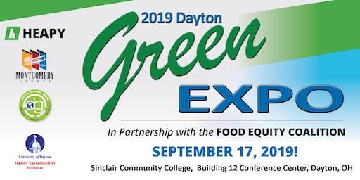 Dayton Green Expo 2019 Attendee Registration
