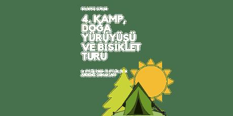 4. KODOSD Kamp, Doğa Yürüyüşü ve Bisiklet Turu tickets