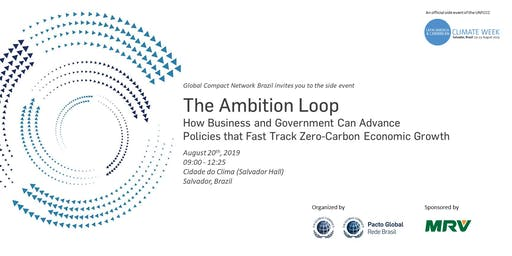 The Ambition Loop - Official Side Event at  LACCW
