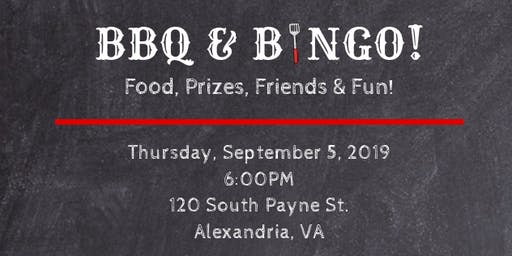 Friends of Guest House 45th Anniversary - BBQ & BINGO