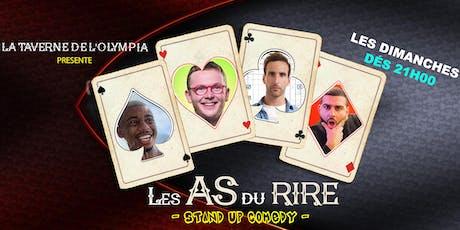 Les AS du Rire (Golden Comedy Special) billets
