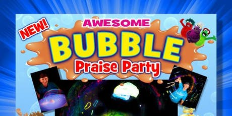 Bubble Party tickets