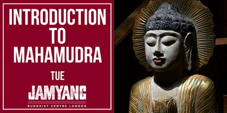 Introduction to Mahamudra  tickets