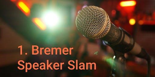 1. Bremer Speaker Slam