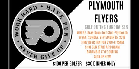 Plymouth Flyer Annual golf outing tickets