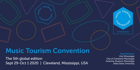 Music Tourism Convention - Cleveland, Mississippi 2020 tickets