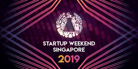 Startup Weekend Singapore 2019 tickets