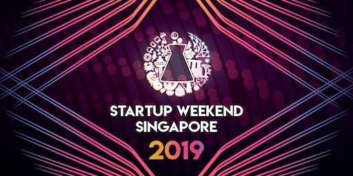 Startup Weekend Singapore 2019