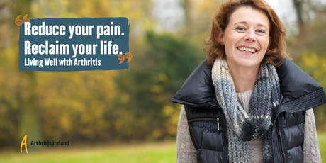 Living Well with Arthritis course, Castlebar tickets