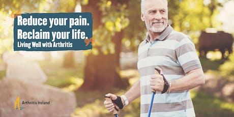 Living Well with Arthritis course, Cavan tickets