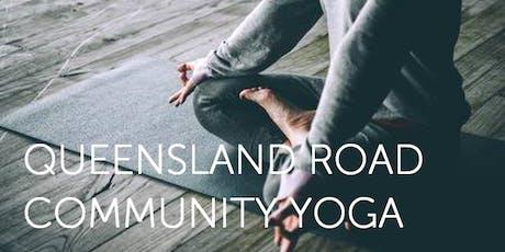 Queensland Road Community Yoga tickets