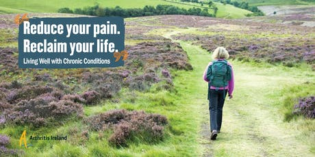 Living Well with Arthritis course, Longford tickets