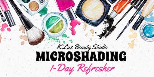 1-Day Microshading Refresher
