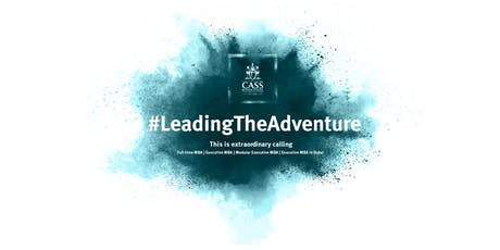 Cass Business School Executive MBA drop in session - Canary Wharf tickets