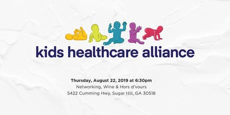 Kids Healthcare Alliance Networking Event tickets