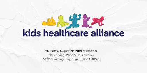 Kids Healthcare Alliance Networking Event