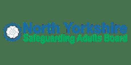 Masterclass - New Adult Safeguarding Procedures tickets