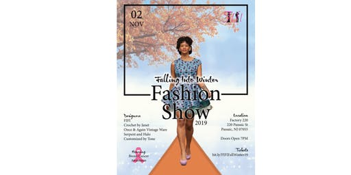 FALLing into Winter Fashion Show