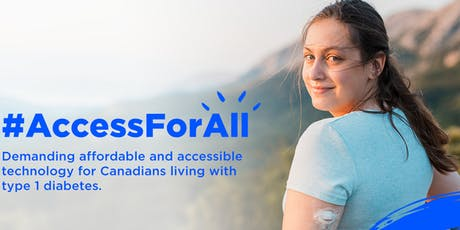 Technology and Diabetes: Access For All Pickering tickets