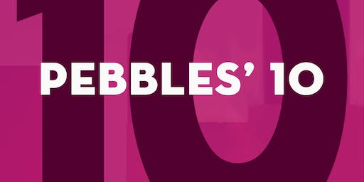 """Polished Pebbles 10 Year Anniversary: """"We're Better Together!"""""""