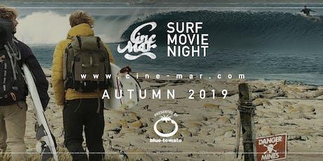 """Cine Mar - Surf Movie Night """"TRANSCENDING WAVES"""" - Bremen Tickets"""