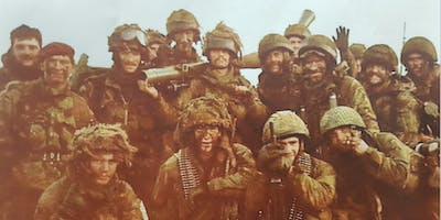 My Experience Of War - The Falklands Conflict 1982