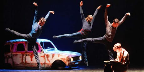 IO, DON CHISCIOTTE | con Balletto di Roma biglietti