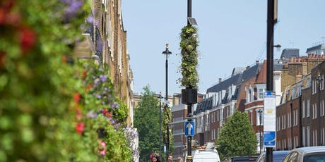 Smart Pillars, Living Walls and Urban Greening at Scotscape HQ tickets