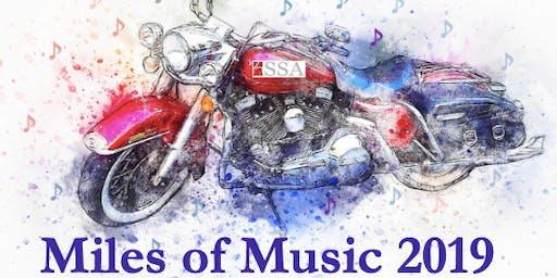 Miles of Music Fundraiser