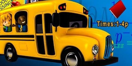 Grove Bus Pick-up 5th Annual Back to School Give Back tickets