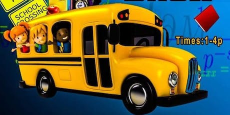 Toano Bus Pick up 5th Annual Back to School Event tickets