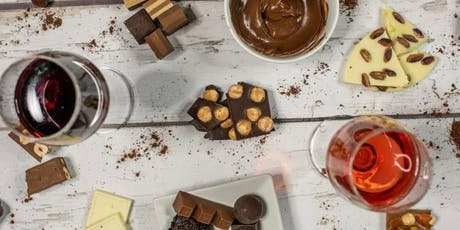 Wine and Chocolate Pairing Class tickets