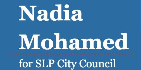 Nadia for SLP City Council Kickoff