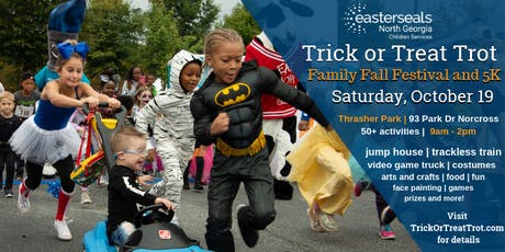 Trick or Treat Trot 5K tickets