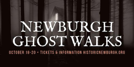 Historic Newburgh Ghost Walks - Friday, October 18, 2019